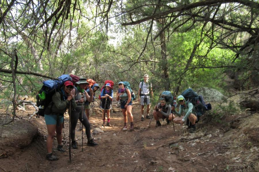 Prescott College earn your MA in Outdoor Education Leadership